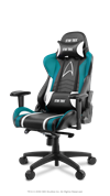 Arozzi Gaming Chair - Star Trek Edition - Blue