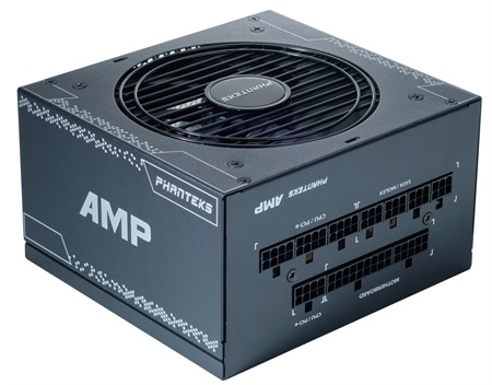 Phanteks  AMP 550W 80+ Gold, Full Module, PSU