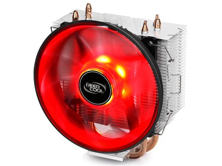 DEEPCOOL GAMMAXX 300 RED - CPU Cooler