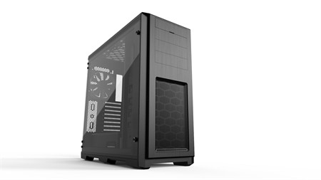 Phanteks Enthoo Pro Full Tower Case Tempered Glass, Black