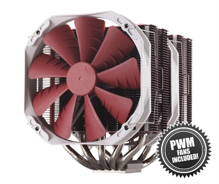 Phanteks PH-TC14PE CPU Cooler - Red